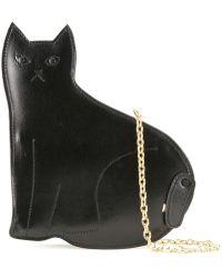 MUVEIL - Cat Shoulder Bag - Lyst