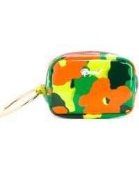 MUVEIL - Camouflage Print Pouch - Lyst