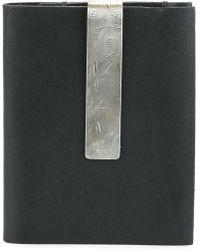Werkstatt:münchen - Money Clip Bi-fold Cardholder - Lyst
