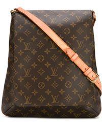 Louis Vuitton - Large 'musette' Crossbody Bag - Lyst