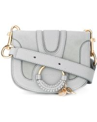 Grey Mini Hana Bag See By Chlo oPhpvNskk