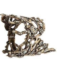 Alberta Ferretti - Twisted Bracelet - Lyst