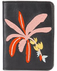 Lizzie Fortunato - Banana Tree Passport Case - Lyst