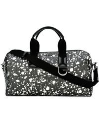 Dior Homme - Printed Holdall - Lyst
