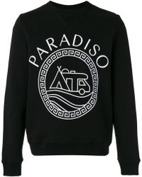 A Kind Of Guise - 'paradiso' Print Sweatshirt - Lyst