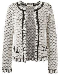 Cecilia Prado - - Knit Jacket - Women - Acrylic/lurex/polyamide - P - Lyst