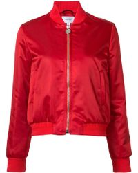 American Rag Cie - Zipped Bomber Jacket - Lyst