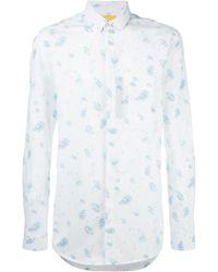 Journal - Water Drops Print Shirt - Lyst