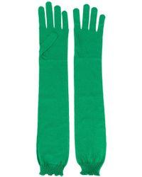 Rochas - Elbow Length Gloves - Lyst