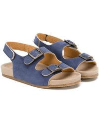 Pepe Jeans - Double Strap Sandals - Lyst