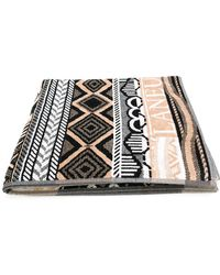Laneus | Patterned Beach Towel | Lyst