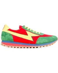 Marc Jacobs - Lightning Bolt Trainers - Lyst