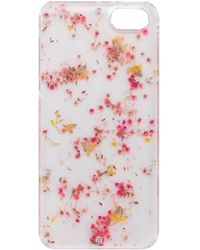 ANREALAGE - Flowers Iphone7 Case - Lyst