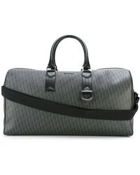 Dior Homme - Logo-print Holdall - Lyst