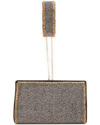 Alberta Ferretti | Studded Clutch Bag | Lyst