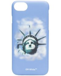 Off-White c/o Virgil Abloh - Cover per iPhone 8 'Liberty' - Lyst