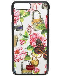 Dolce & Gabbana - Natural Life Print Iphone 7/8 Plus Case - Lyst