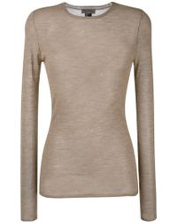 Tony Cohen - Knitted Top - Lyst