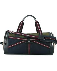 Dior Homme - Three-tone Canvas Duffle Bag - Lyst