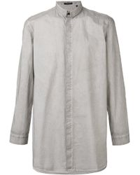 Unconditional - Long Loose Fit Shirt - Lyst