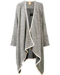 Pascal Millet - Oversize Cardi-coat - Lyst
