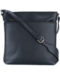 Ermenegildo Zegna - Woven Shoulder Bag - Lyst