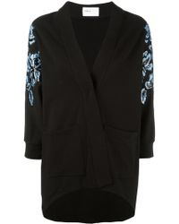Isabelle Blanche - Sequin Sleeve Jacket - Lyst