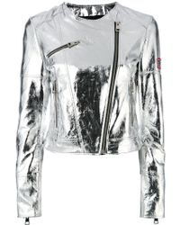 Isabelle Blanche - Zipped Jacket - Lyst