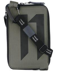 Boris Bidjan Saberi 11 - Logo Print Shoulder Bag - Lyst