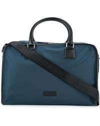 Cerruti 1881 - Trim Detail Weekender Bag - Lyst