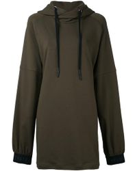 Strateas Carlucci - Oversized Hoodie - Lyst