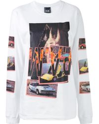 P.a.m. Perks And Mini - Witch Car T-shirt - Lyst