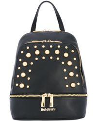 Baldinini - Studded Backpack - Lyst