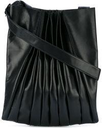 Shop Women s Yohji Yamamoto Shoulder bags Online Sale 6a73ed9283a5e