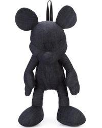 Christopher Raeburn - X Disney Mickey Mouse Denim Backpack - Lyst