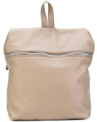 Eleventy - Horizontal Front Zip Backpack - Lyst