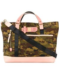 Master Piece - Camouflage Tote - Lyst