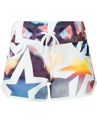 Perfect Moment - Aop Resort Shorts Ibiza - Lyst