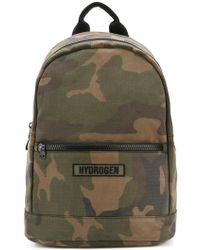 Hydrogen - Camouflage Patch Backpack - Lyst
