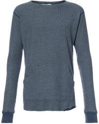 Greg Lauren - Long-sleeve T-shirt - Lyst
