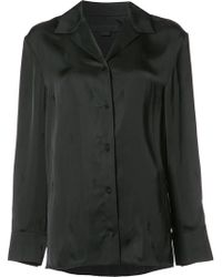 Alexander Wang - Exotic Dancer Pyjama Shirt - Lyst