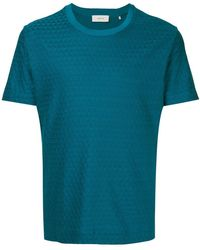 Cerruti 1881 - Geometric Jacquard T-shirt - Lyst