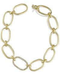 Irene Neuwirth - Chain Link Bracelet - Lyst