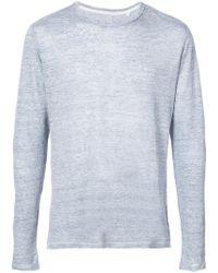 Rag & Bone - Owen Long Sleeve T-shirt - Lyst