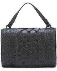 Osklen - Igarape Clutch Bag - Lyst