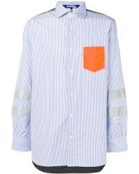 Junya Watanabe - Patchwork Shirt - Lyst