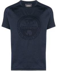 Napapijri - X Martine Rose Logo T-shirt - Lyst