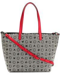 Karl Lagerfeld - K/jacquard Reversible Shopper Bag - Lyst