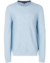 Michael Kors - Crew Neck Jumper - Lyst
