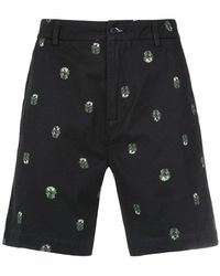 Osklen | Floral Print Chino Shorts | Lyst
